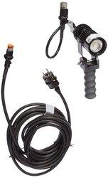 0724P4Q98U4 18 Watt Handheld LED Spotlight for Industrial Lighting