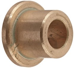 Bunting Bearings CFM006010010 Cast Bronze Flanged Sleeve Bearings
