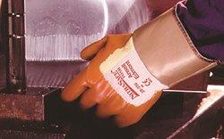 Ansell Nitrasafe 28-350 Foam Nitrile Glove - Large