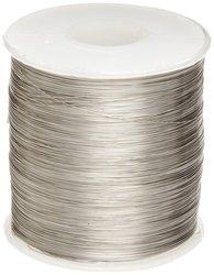 Small Parts Nickel Chomium Resistance Wire 1Pk - Chromel-C - 12800' Length