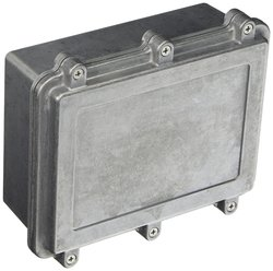 """Bud Series IP67 Aluminum Die Cast Box - Size: 7-55/64""""x5-29/32""""x 2-15/16"""""""