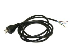 Interpower SI-32 Plug Type Israeli Power Cord - Black
