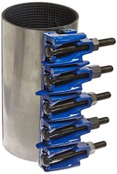 """Smith Blair Stainless Steel 304 Repair Clamp - Size: 6"""""""