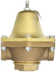 Cash Valve Bronze Pressure Regulator - Size: 1""