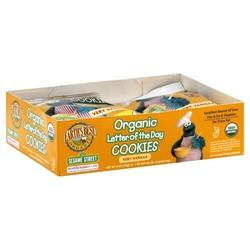 Earth's Best Earths Best Organic Very Vanilla Cookies Pack 1 Oz (6 Pack)
