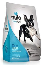 Nulo Dry Grain-Free Adult Salmon Food, 4.5 lb