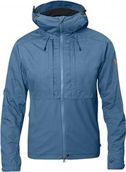 Fjallraven Men's Abisko Lite Jacket - Lake Blue - Size: Large