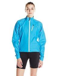 VAUDE Women's Spray IV Jacket, Teal Blue, 40