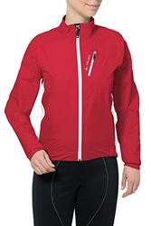 VAUDE Women's Spray IV Jacket, Red, 44