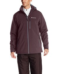 Columbia Men's Gate Racer Softshell - New Cinder - Size: Small