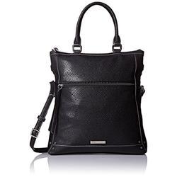 Nine West Women's New Frontier Black Shoulder Handbag Purse