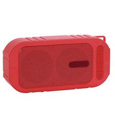 Billboard Water Resistant Bluetooth Wireless Speaker - Red (BB731)