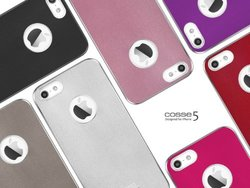 Echo Creative - Cosse X Case for iPhone 5 - (Red) ECS2-B3RD-003