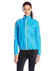 VAUDE Women's Drop III Jacket, Teal Blue, 40