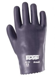 Ansell Edge 40-105 Foam Nitrile High Temperature Glove - Small - Size: 7