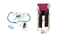 New Sitting Fitness Toner for Relaxation Therapy and Muscle Tone Exercise