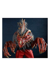 Ghoulish The Nightmare Collection Ember Unisex The Red Dragon Costume