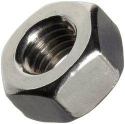 ASME B18.6.3 #10-32 TS 1/8 Thick 316 SS Machine Screw Hex Nut - 100 Pk