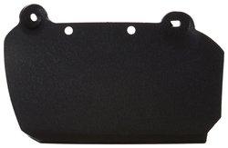 Ski-Doo 860200548 Rewind Cover Plate - Black