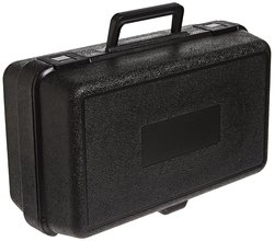 LaMotte 1705 Carrying Case with Inserts for Portable Air Sampling Pump