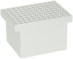 Labnet D1196-PCR Holds 96 Well PCR Plate Aluminum Dry Bath Single Block