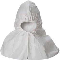 Lakeland MicroMax NS Microporous General Purpose Hood - Pk of 250 - White