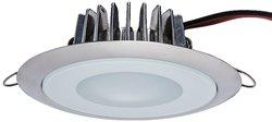 Low Profile 20W-Eq. 10-30V DC Flush Mount Light - Multi (LEDFM-20W-4C-PL)