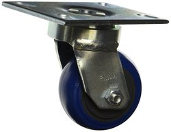 """RWM Casters 48 5-5/8""""H 4"""" Signature Wheel w/ 42ST Optional Mounting Plate"""