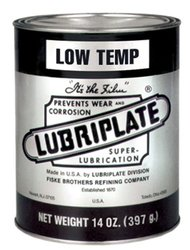 Lubriplate Low Temperature Calcium Type Grease Can - Pack of 24 - 14 oz ea