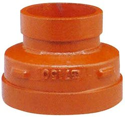 """Shurjoint 71501.51P-G # 7150 1.50"""" x 1"""" Ductile Iron Concentric Reducers"""