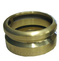 "Morrison Bros.305-0200 AA 4"" Tight Fill Adaptor with/without Lugs"