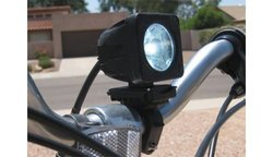 Larson Electronics LED10W-1S-HBR LED Handle Bar Mount (1218OXO5CES)