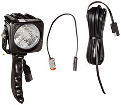 Larson Electronics 0904PP446NG High 10 Watt LED Handheld Spotlight