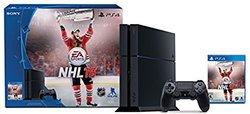 Playstation 4 500GB Console +  NHL 16 Bundle
