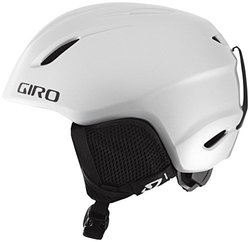 Giro Launch Snow Helmet - Kid's Silver X-Small
