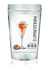 Protein Milkshake Cinnamon Bun Protein Powder 1 Lb