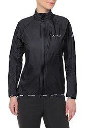 VAUDE Women's Drop III Jacket, Black, 40