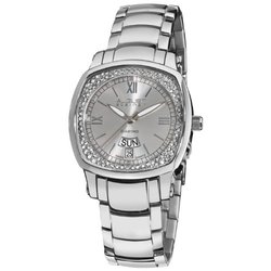 August Steiner Ladies Day Date Diamond ASGP8016