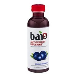 Bai 5 Antioxidant Infusions Beverage - Brasilia Blueberry - 18 Ounce
