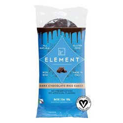 Element Rice Cakes Dark Chocolate Case of 12