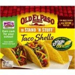 Old El Paso Stand N Stuff Taco Shells - 10 Count