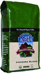 Cafe Altura Coffee Bean Vnnse Blend O 1.25 Lb