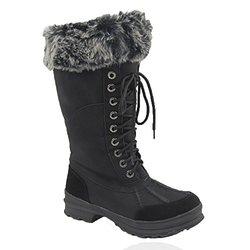 Comfy Moda Century Women's Winter Boots: Black/size 11
