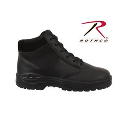 Forced Entry Black 6'' Tactical Boot Size 6.5