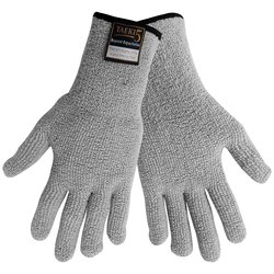 Global Glove TAK1200 Taeki5 Terrycloth Working Glove- Case of 72- Gray - L