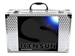 "Kensun Hid Xenon Conversion Kit ""all Bulb Sizes And Colors"" With Premium Ballasts - 9007 (9004) (hb5) Bi-xenon - 6000k"