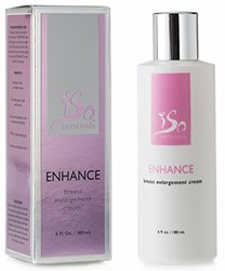 IsoSensuals ENHANCE   Breast Enlargement Cream - 1 Bottle