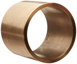 "Bunting Bearings Sleeve Plain Bearings - 1 1/4 ""x1 1/2 ""x1 1/4 """