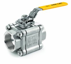 Ham Let H500 Series Stainless Steel 316 Ball Valve Female - Size: 1/2""