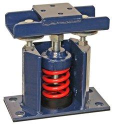 """Mason Steel Seismic & Wind Floor Mount Vibration Isolator - 8-3/4"""" H"""